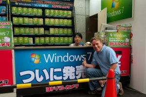 Linus Torvalds ... and Windows 7