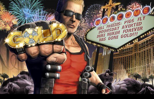 Duke Nukem Forever, la espera terminó