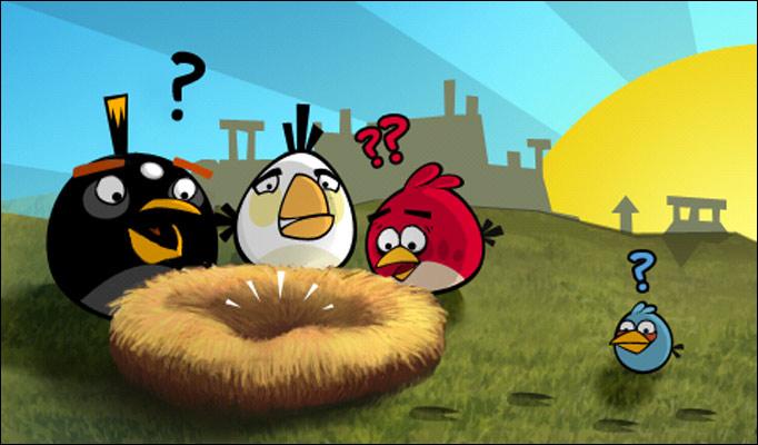 Angry Birds for WindowsAngry Birds para Windows