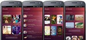 Ubuntu para celulares promete.