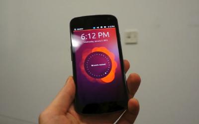 Ubuntu presenta su propuesta para celulares